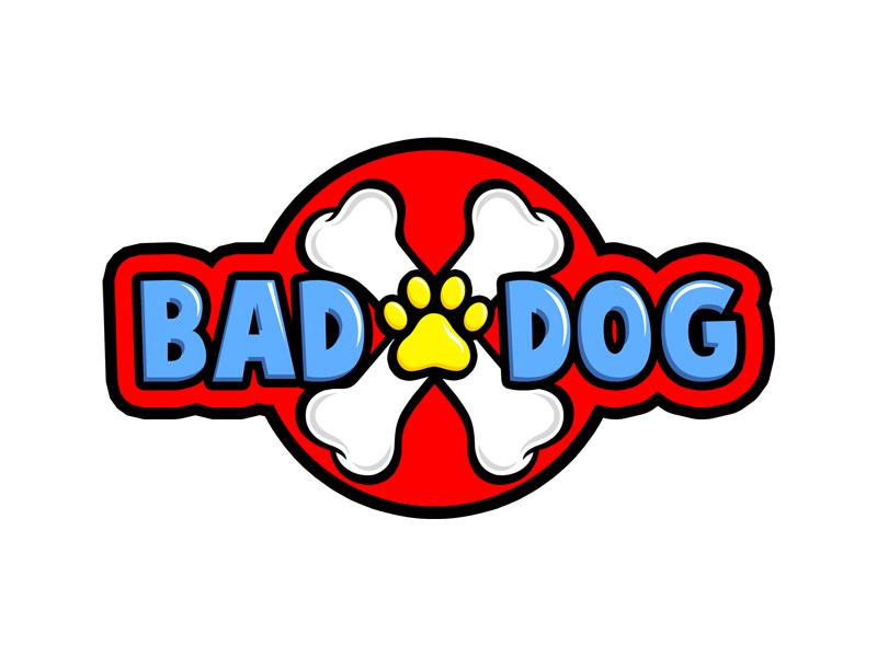 Bad Dog Logo Design
