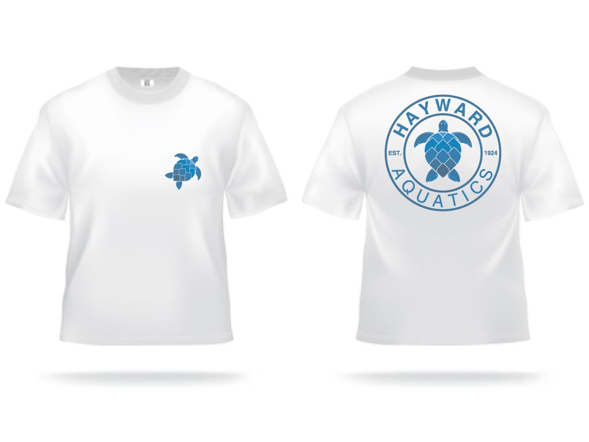 Hayward Turtle Logo logo design by jaize