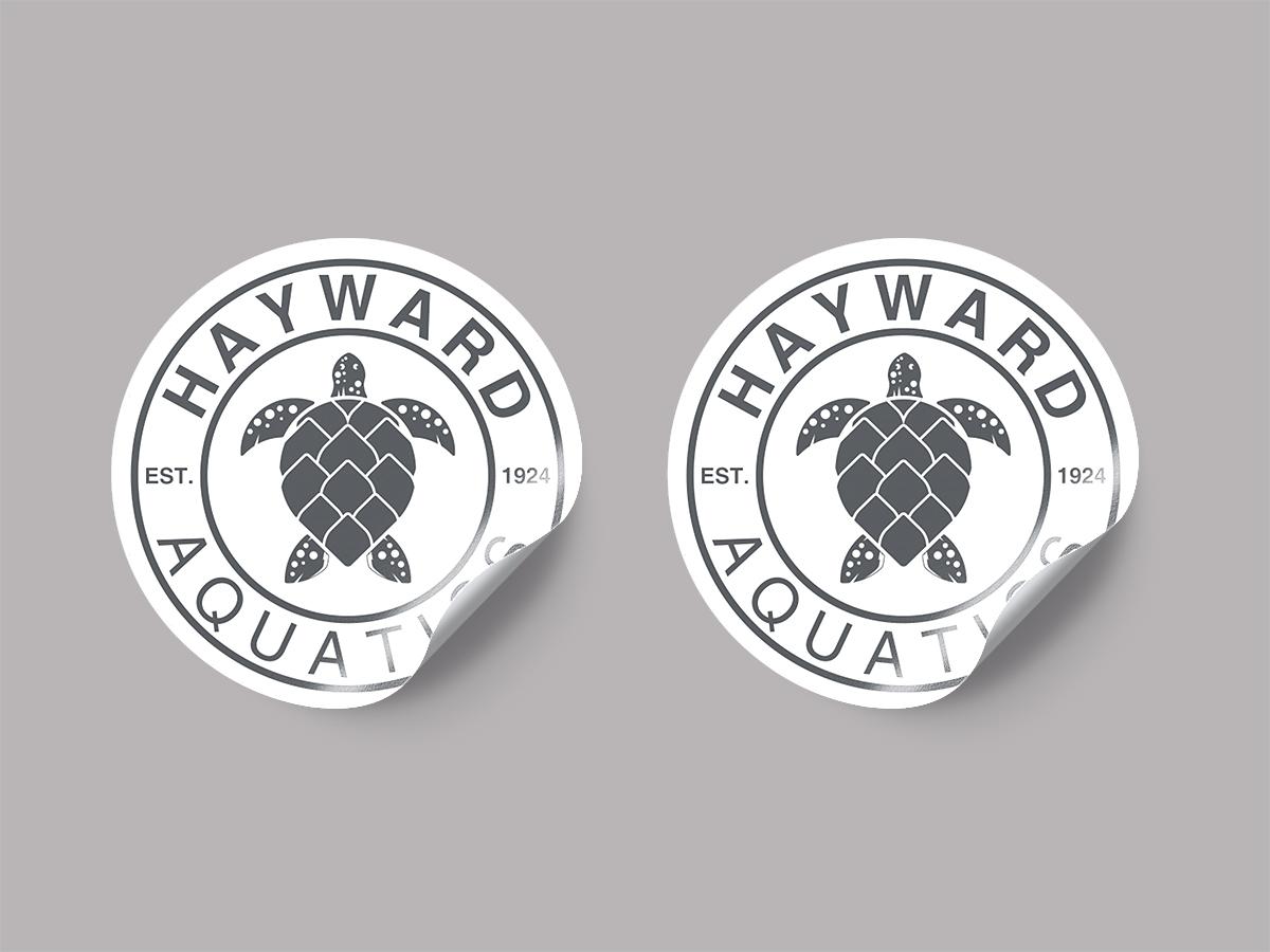 Hayward Turtle Logo logo design by Thuwan Aslam Haris
