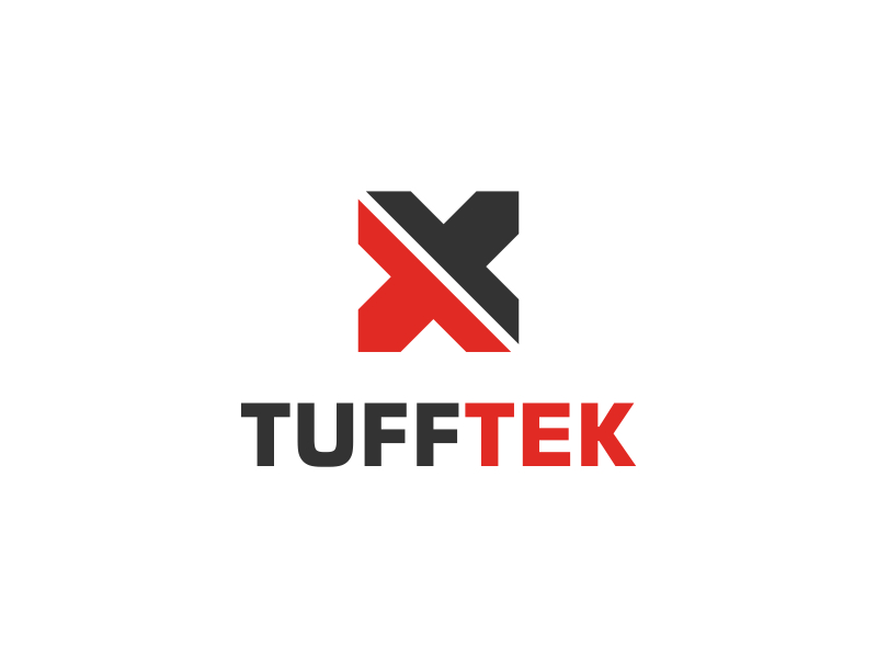 TuffTek logo design by pionsign