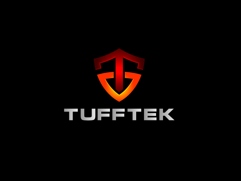 TuffTek logo design by Marianne