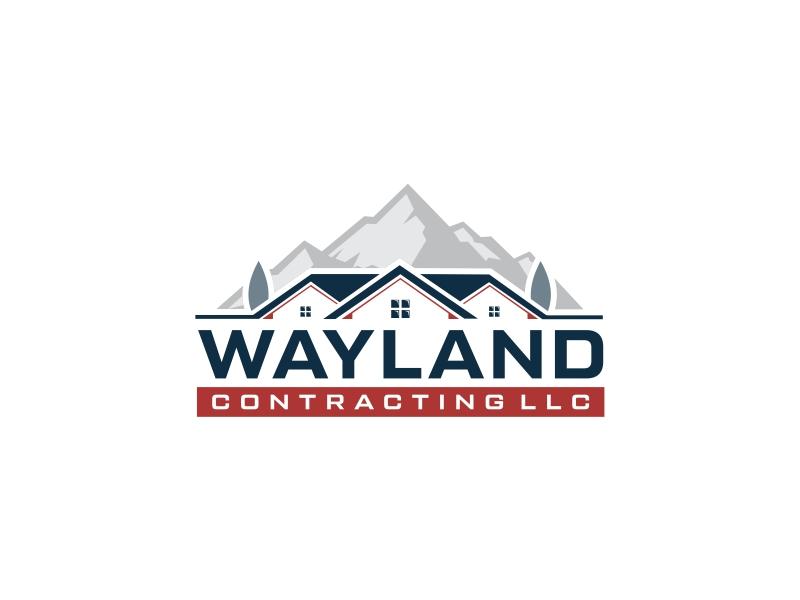 Wayland Contracting LLC logo design by Alfatih05
