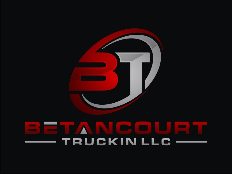 Betancourt Truckin LLC logo design by Arto moro