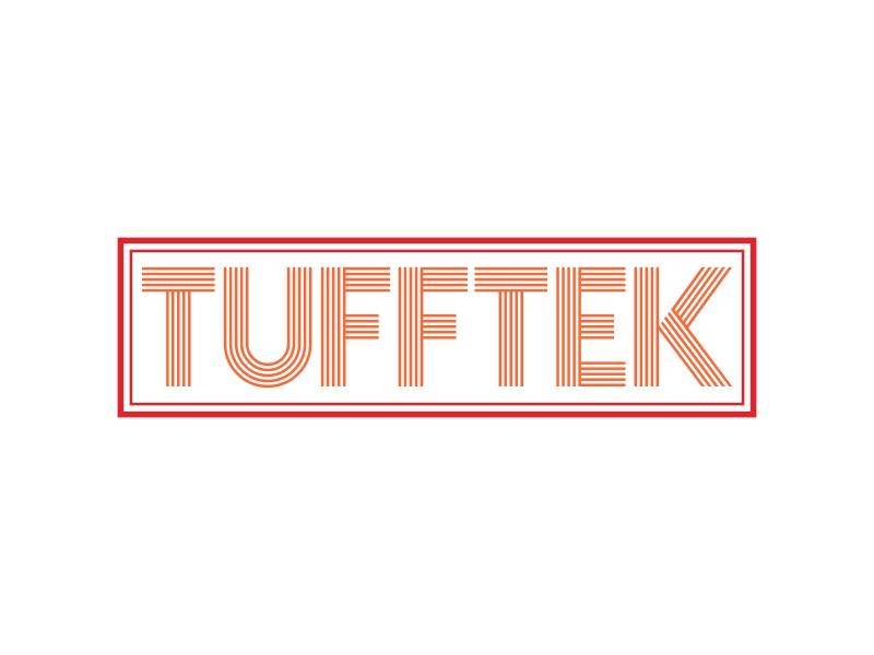 TuffTek logo design by banaspati