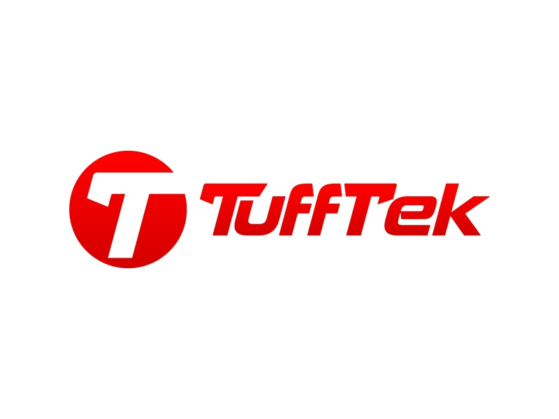 TuffTek logo design by ekitessar
