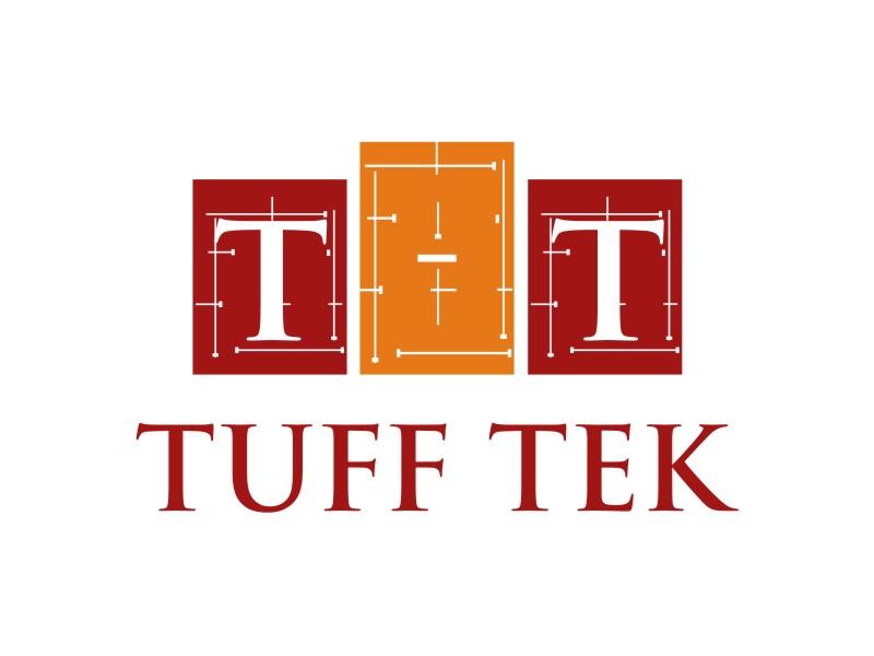 TuffTek logo design by cintya