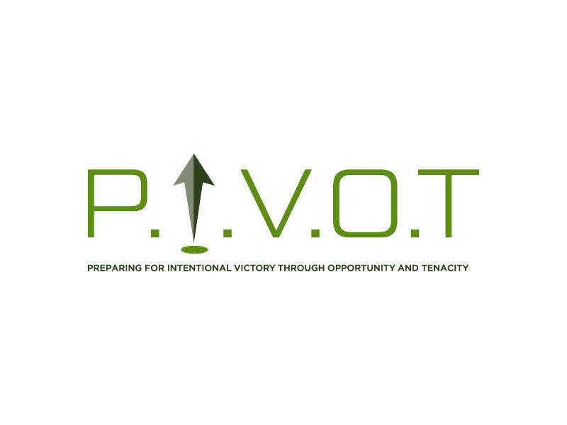 P.I.V.O.T. logo design by gateout
