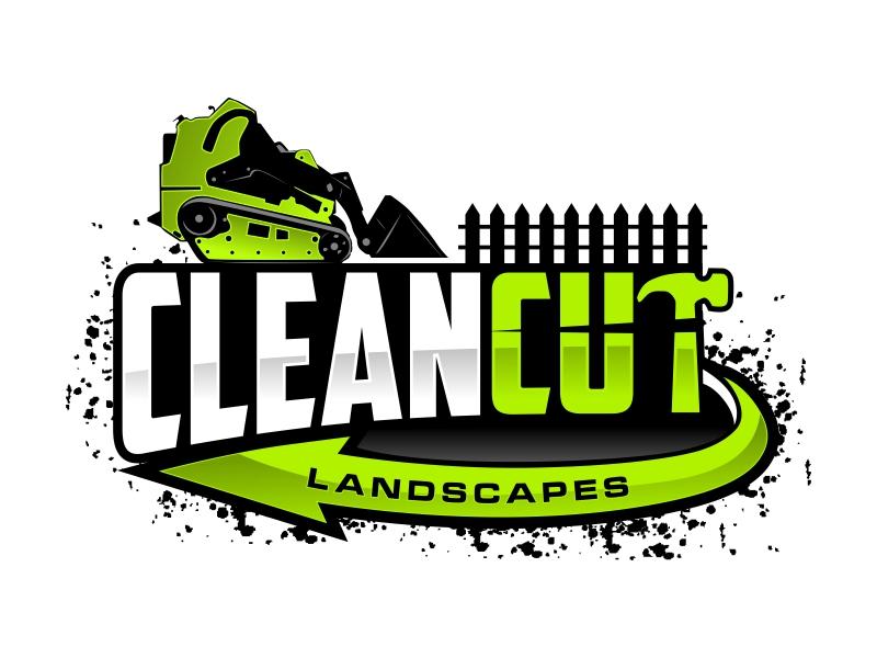 CLEANCUT LANDSCAPES Logo Design