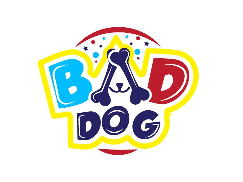 Bad Dog logo design by Bhaskar Shil