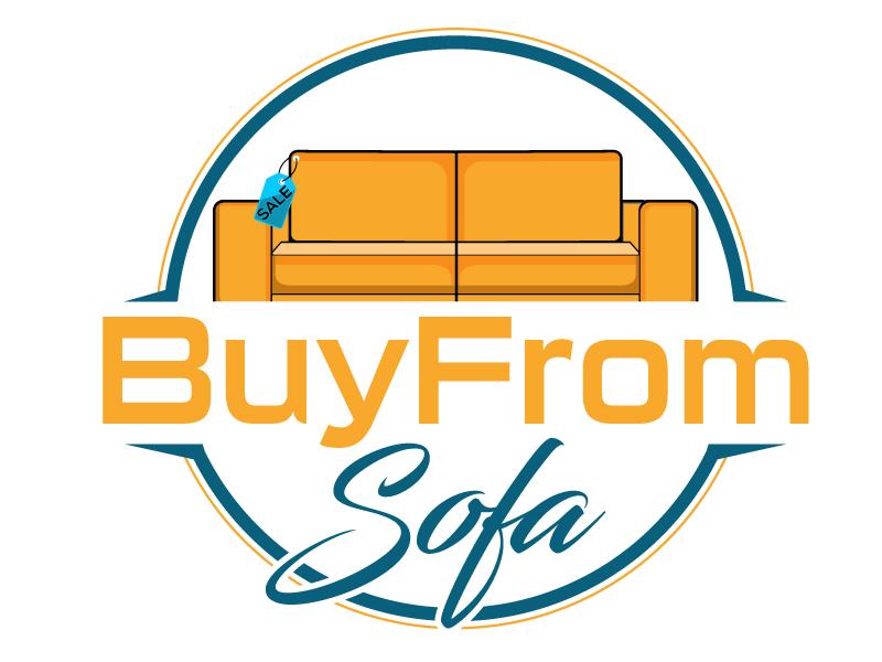 buyfromsofa logo design by Suvendu
