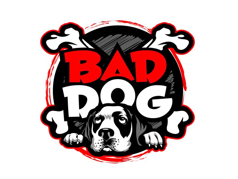 Bad Dog logo design by aRBy