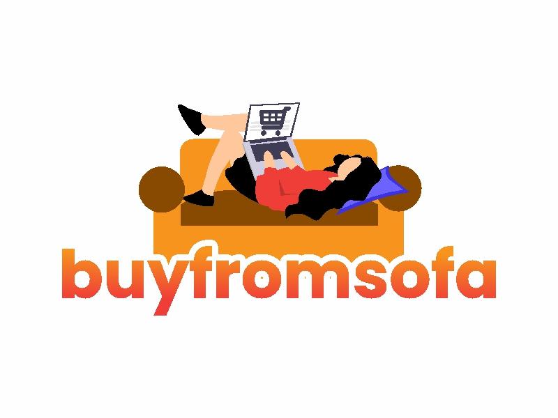 buyfromsofa logo design by alfais