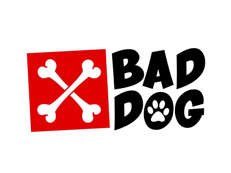 Bad Dog logo design by jaize