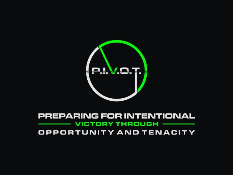 P.I.V.O.T. logo design by KQ5