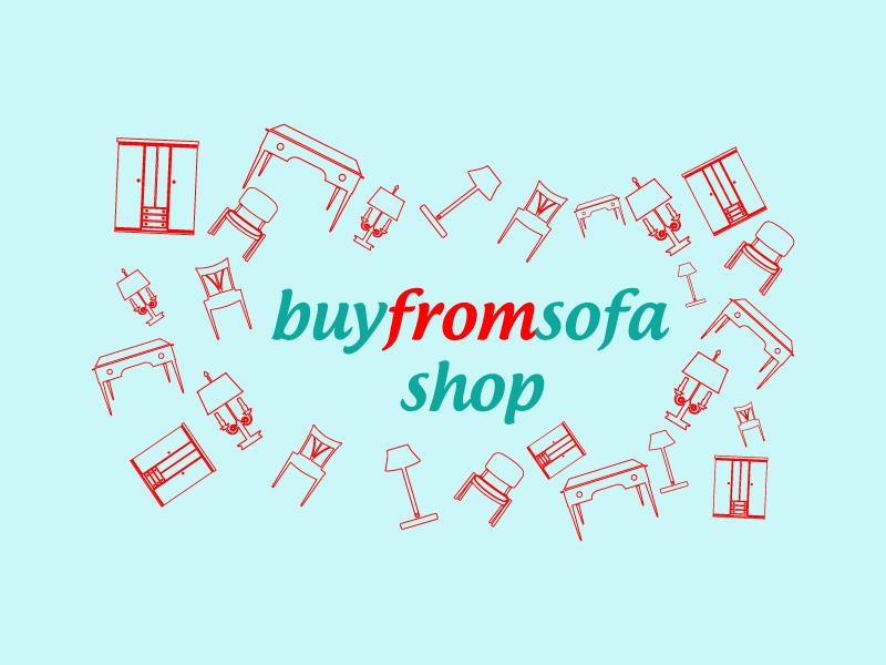 buyfromsofa logo design by karjen