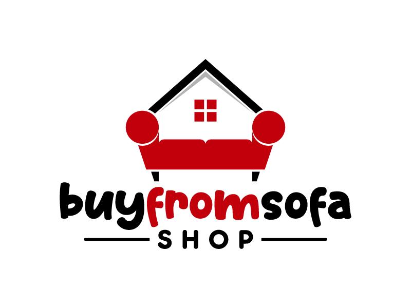 buyfromsofa logo design by Kirito