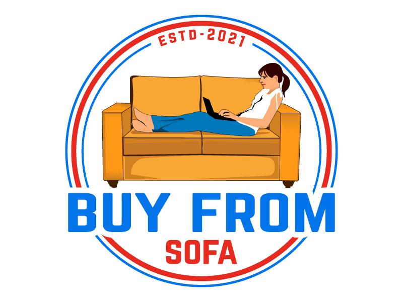buyfromsofa logo design by LogoQueen