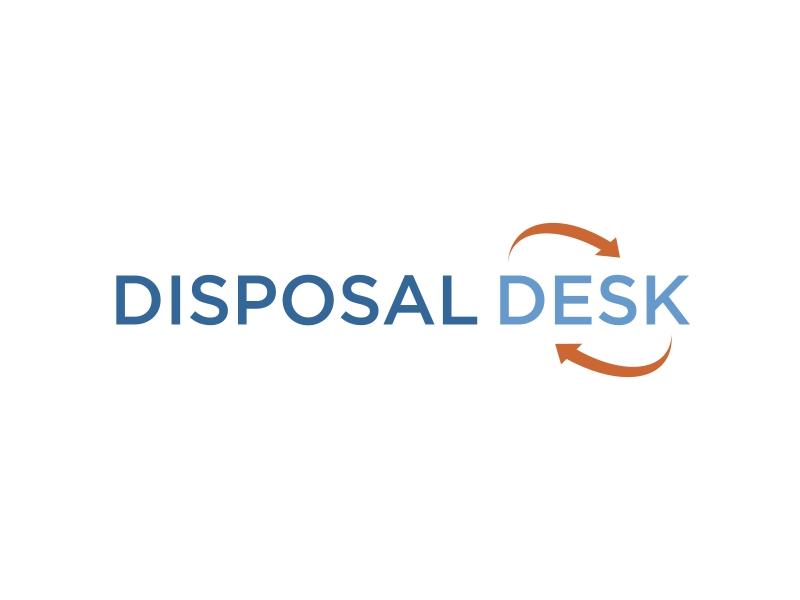 Disposal Desk logo design by GassPoll