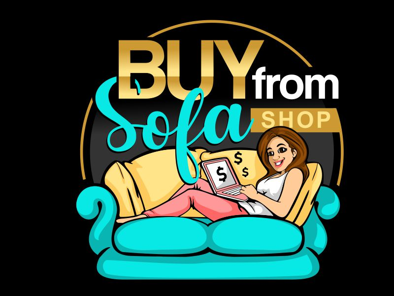 buyfromsofa logo design by veron