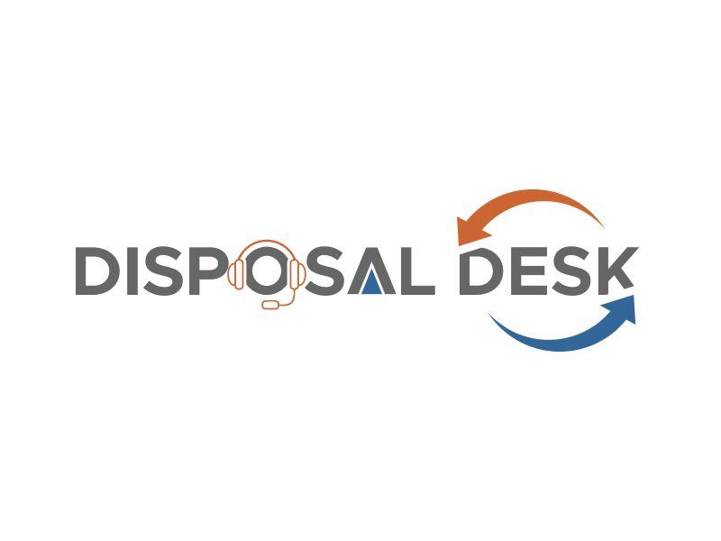 Disposal Desk logo design by kopipanas