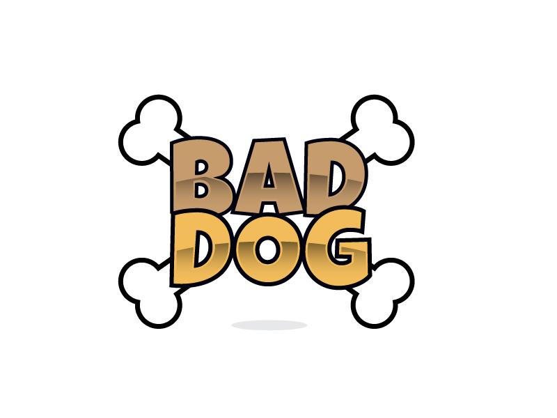 Bad Dog logo design by pollo