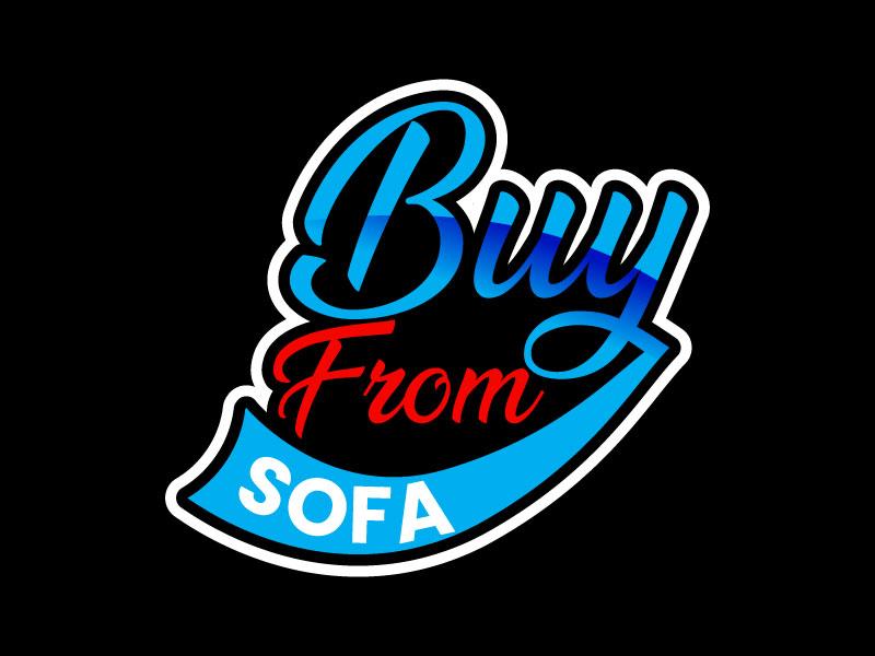 buyfromsofa logo design by aryamaity
