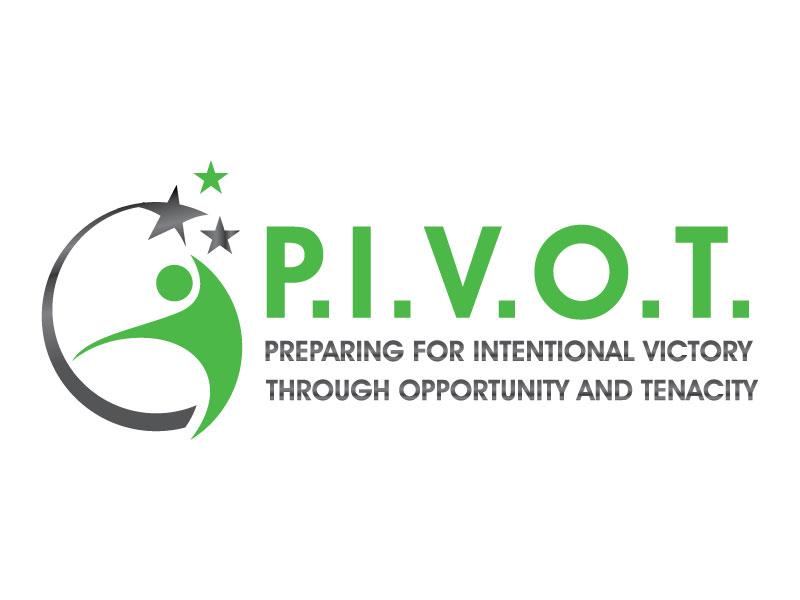 P.I.V.O.T. logo design by Pompi Saha