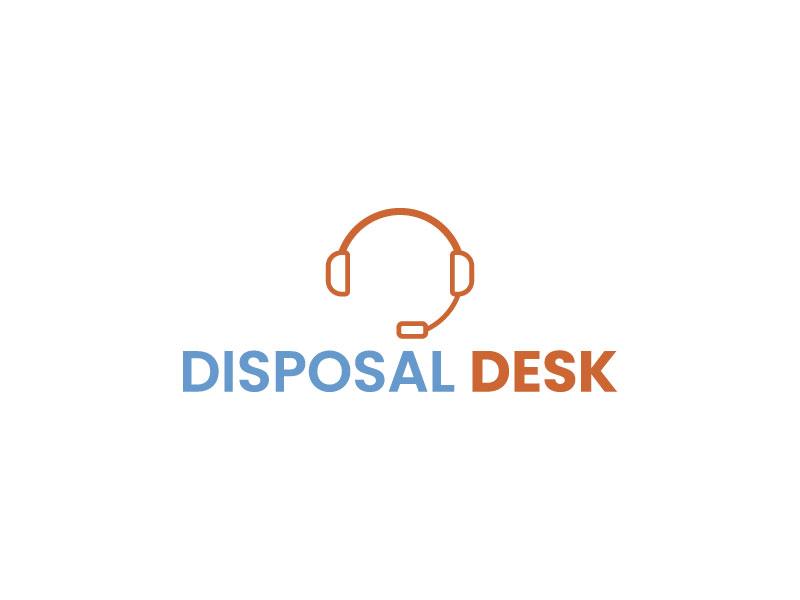 Disposal Desk logo design by aryamaity