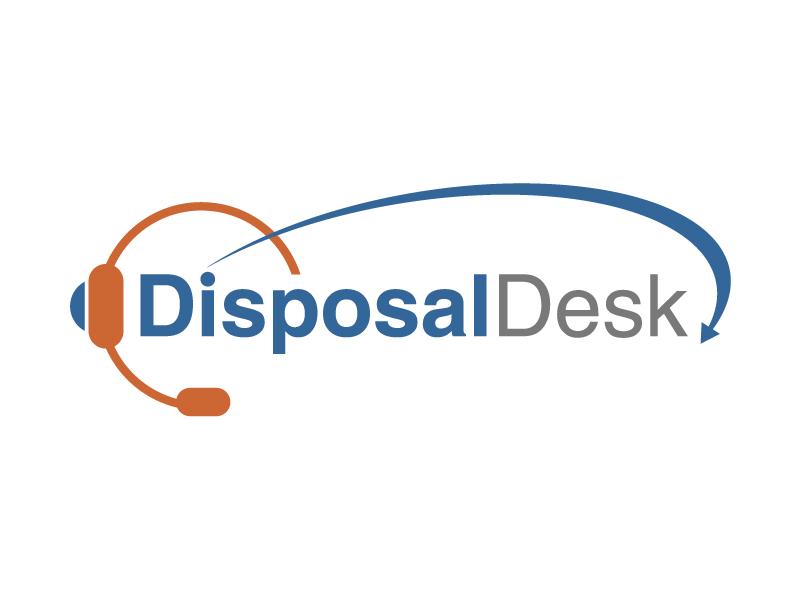 Disposal Desk logo design by kgcreative