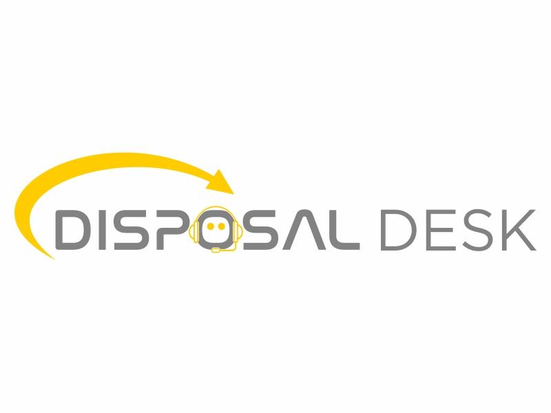 Disposal Desk logo design by banaspati