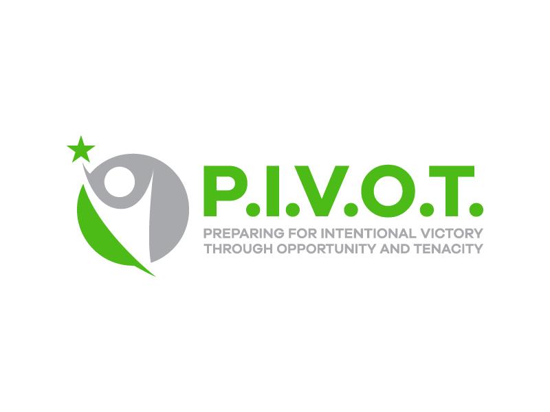 P.I.V.O.T. logo design by Kirito