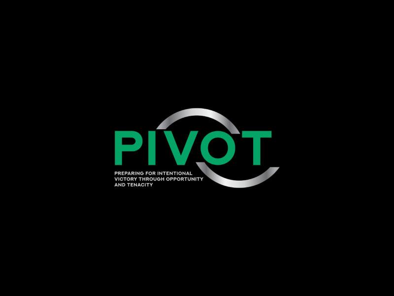 P.I.V.O.T. logo design by nona