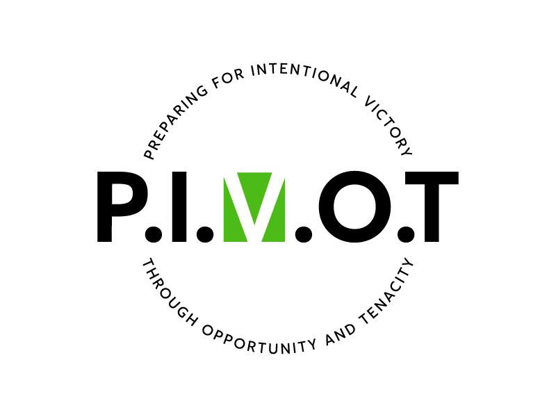 P.I.V.O.T. logo design by boybud40