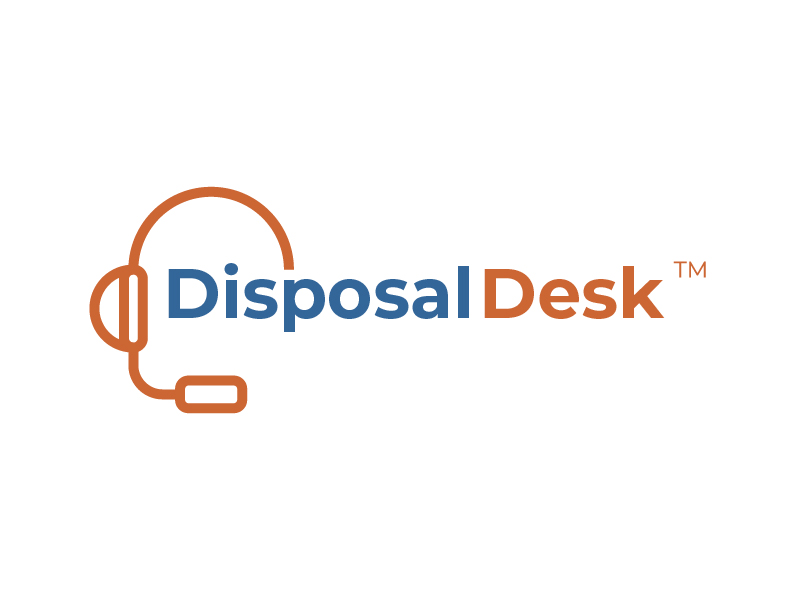 Disposal Desk logo design by Srikandi