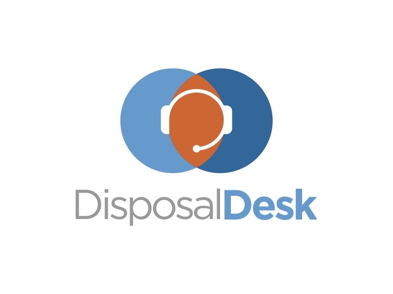 Disposal Desk logo design by ekitessar