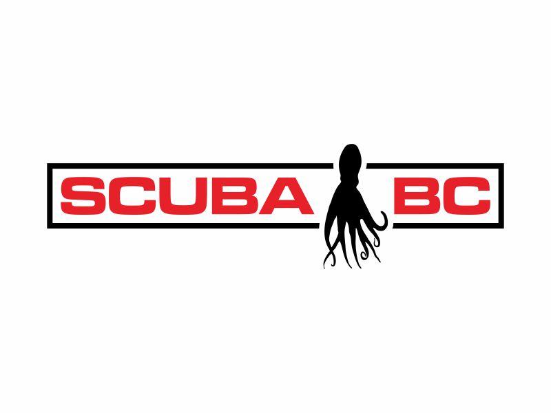 Scuba BC logo design by Franky.