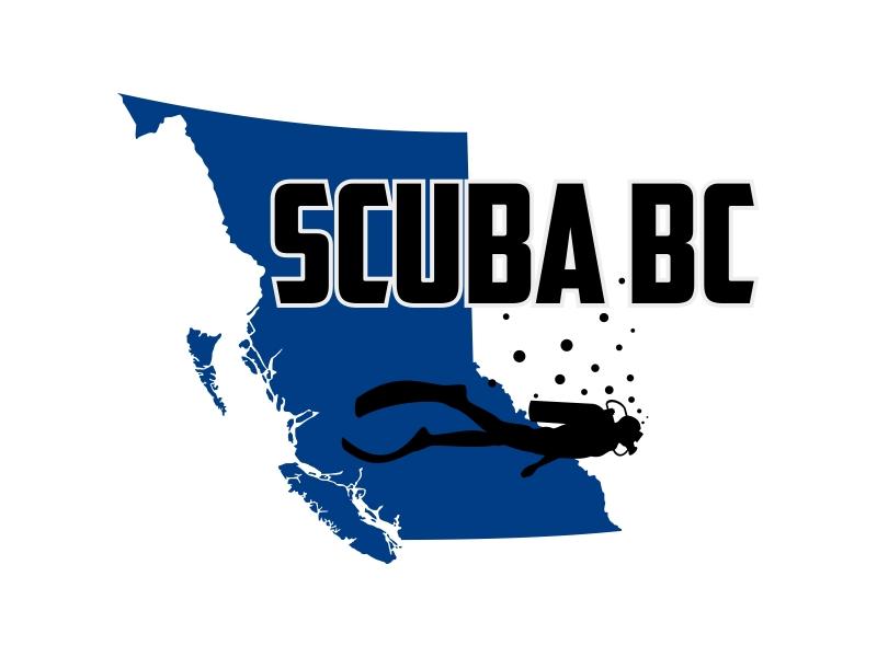 Scuba BC logo design by Kruger