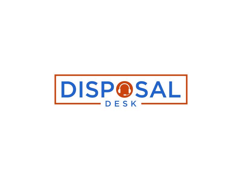Disposal Desk logo design by blessings
