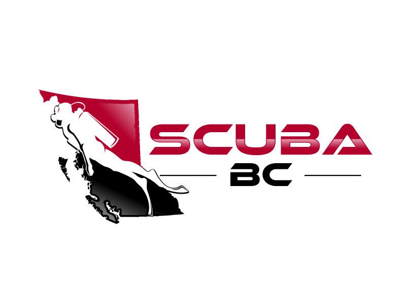 Scuba BC logo design by LogoInvent