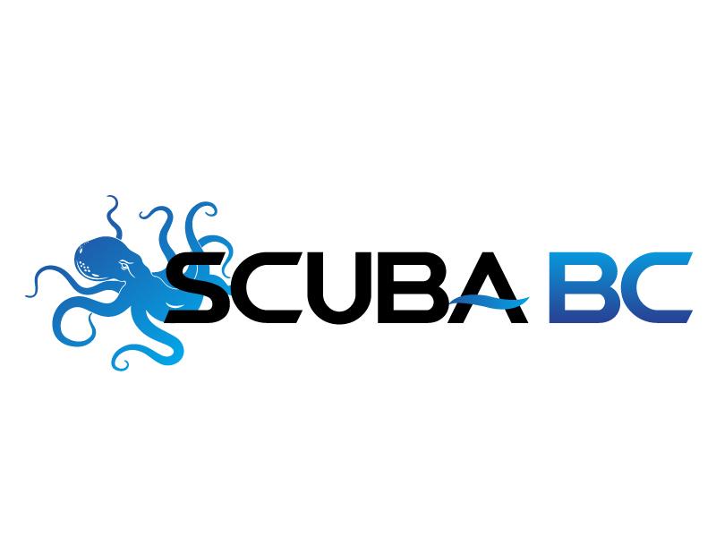 Scuba BC logo design by jaize