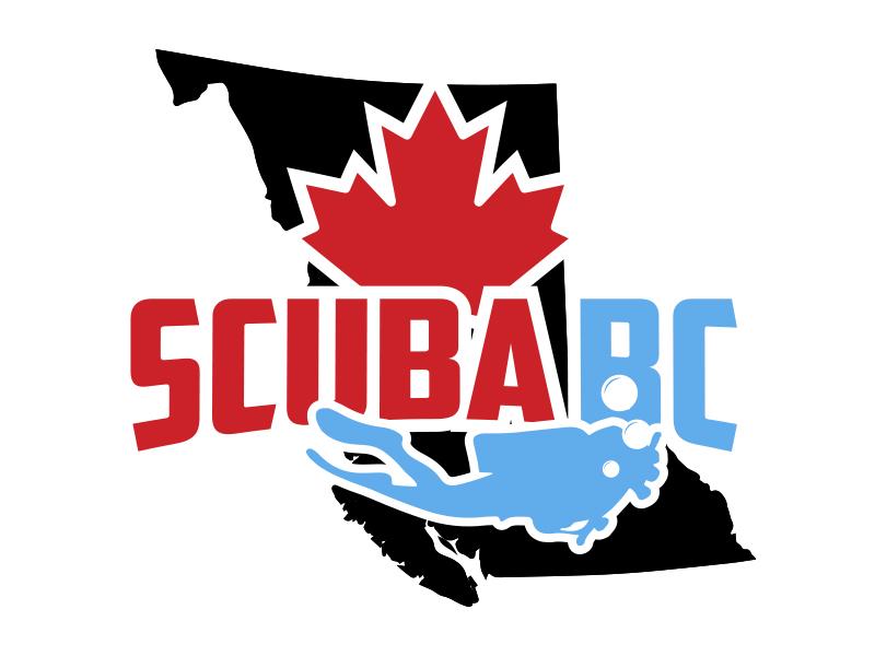 Scuba BC logo design by MarkindDesign™