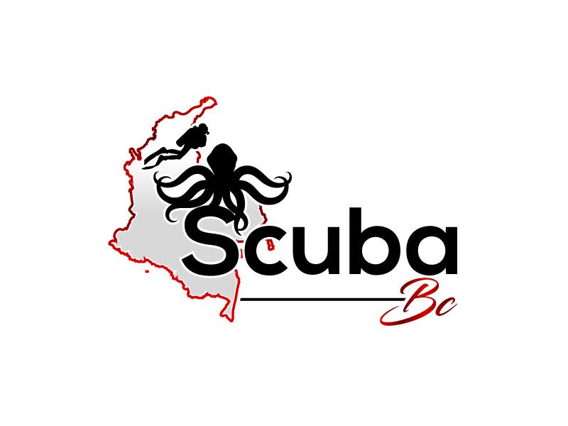 Scuba BC logo design by Pintu Das