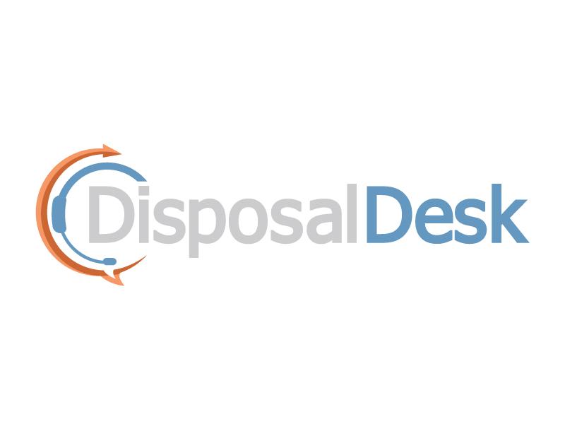 Disposal Desk logo design by jaize