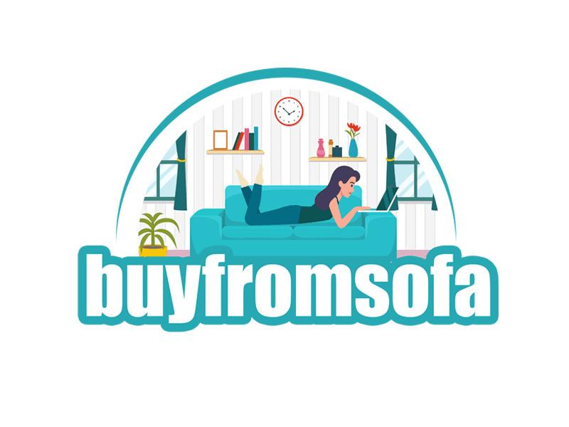 buyfromsofa logo design by Bananalicious