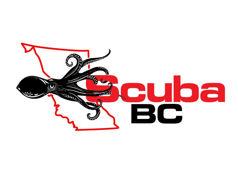 Scuba BC logo design by DreamLogoDesign