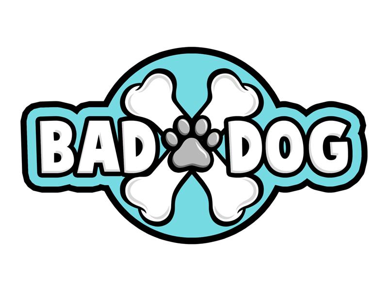 Bad Dog logo design by ingepro