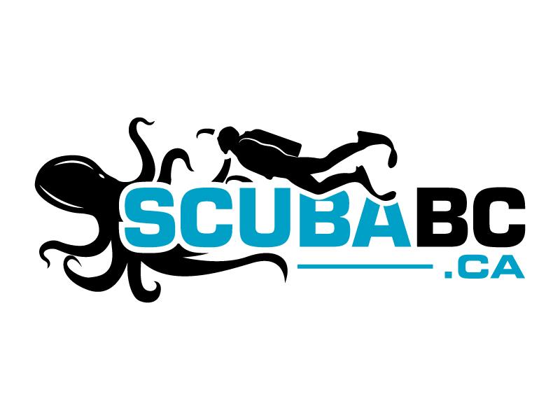 Scuba BC logo design by Kirito