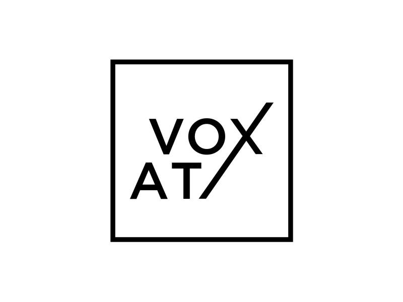 VOX ATX: Media & Marketing Agency logo design by sabyan