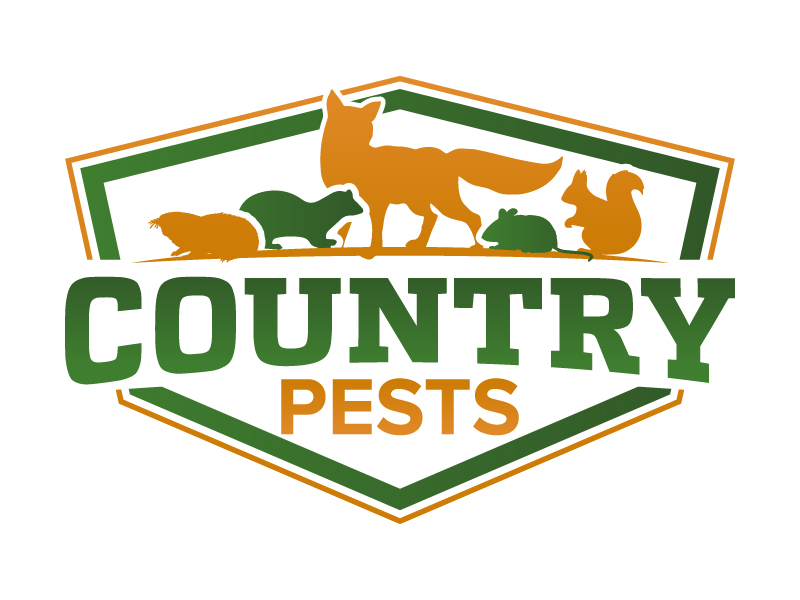 Country Pests logo design by jaize