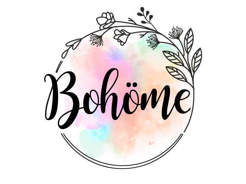 Bohöme logo design by jaize
